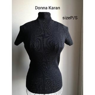 ダナキャラン(Donna Karan)のDonna Karan エレガントストレッチニット(ニット/セーター)