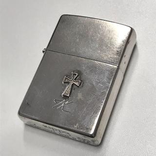 ジッポー(ZIPPO)の十字架 クロス ジッポー(タバコグッズ)