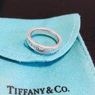 ティファニー(Tiffany & Co.)のティファニー ナローリング 1837(リング(指輪))