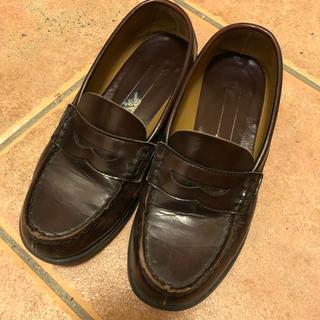 ハルタ(HARUTA)のハルタ ローファー 学生靴(ローファー/革靴)