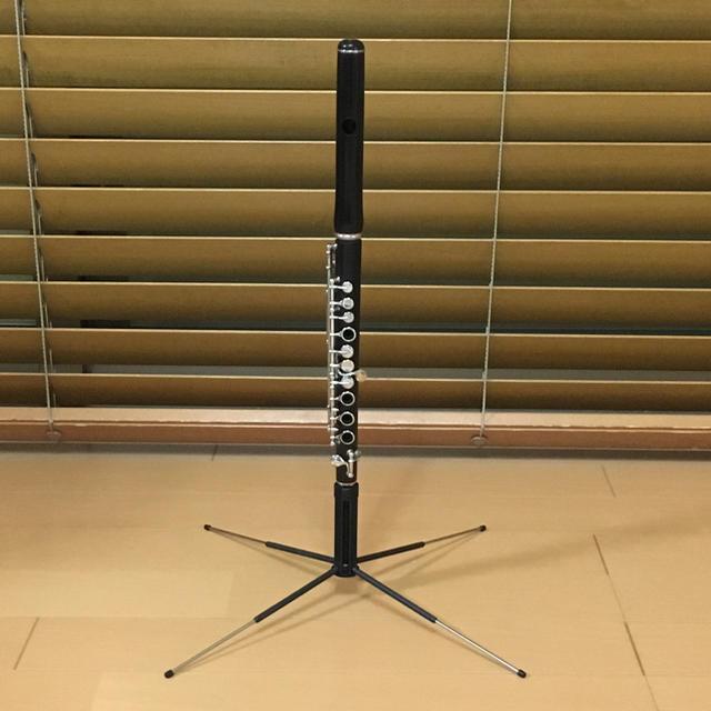 フルート ピッコロ 兼用スタンド  1台2役 楽器の管楽器(フルート)の商品写真
