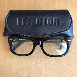 エフェクター(EFFECTOR)のEFFECTOR fuzz(サングラス/メガネ)