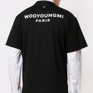 ウーヨンミ(WOO YOUNG MI)のwooyoungmi Tシャツ(Tシャツ/カットソー(半袖/袖なし))