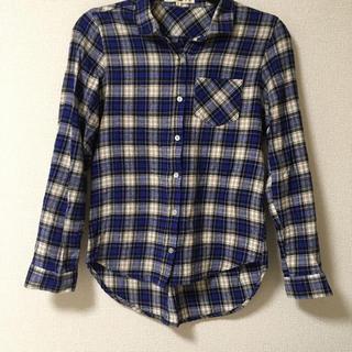 キューティーブロンド(Cutie Blonde)のチェックシャツ(シャツ/ブラウス(長袖/七分))