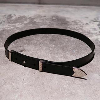 サンシー(SUNSEA)の【SUNSEA】Cowboy Belt(ベルト)