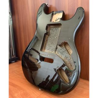 フェンダー(Fender)の美品 ストラト 風 ボディ ギター(パーツ)