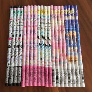 くらやみで光るかわいい鉛筆 2B 日本製(鉛筆)