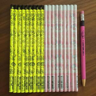 サンリオ(サンリオ)のサンリオ 鉛筆 B 日本製(鉛筆)