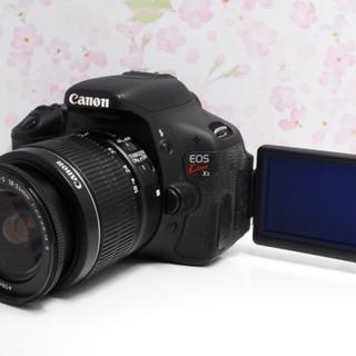 キヤノン(Canon)の★超人気★Canon kissx5 レンズセット★(デジタル一眼)