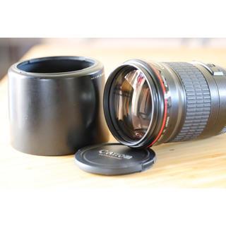 キヤノン(Canon)のCanon/キャノン/単焦点/135mm F2L USM/メンテナンス済(レンズ(単焦点))