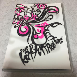 カトゥーン(KAT-TUN)のKAT-TUN  LIVE REALFACE リアルフェイス(ミュージック)
