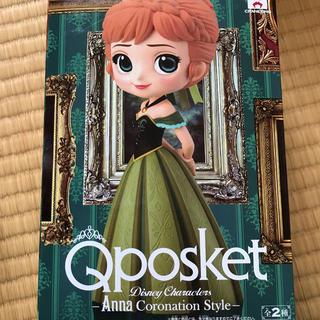 アナトユキノジョオウ(アナと雪の女王)のQposket アナ(キャラクターグッズ)