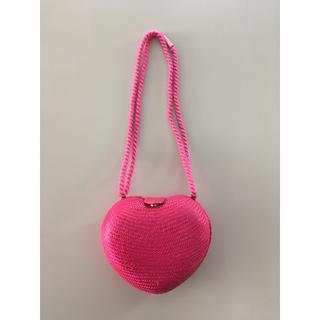 ドーリーガールバイアナスイ(DOLLY GIRL BY ANNA SUI)の最終お値下げ! ドーリーガール バイ アナスイ ハート型bag(ショルダーバッグ)
