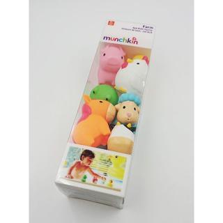 Munchkin お風呂のおもちゃ ☆いろんな動物のおともだち(お風呂のおもちゃ)
