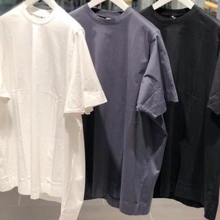 コモリ(COMOLI)の【SHINYA KOZUKA】T-Shirt(Tシャツ/カットソー(半袖/袖なし))