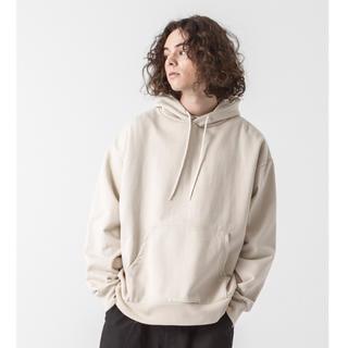 スリック(SLICK)のslick.tokyo oversized sweat hoodie(パーカー)