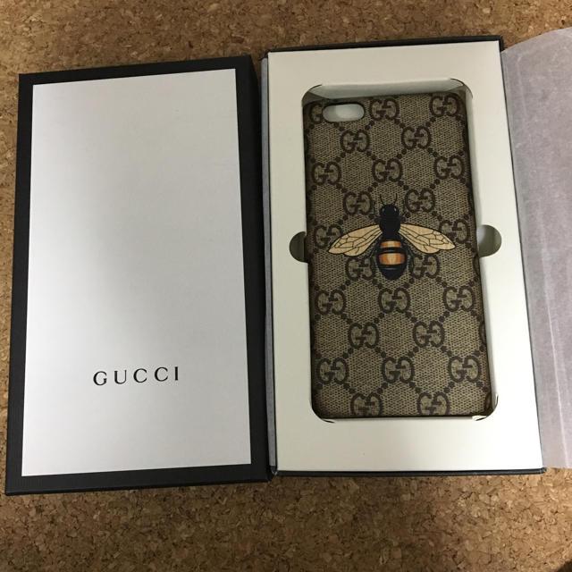 Gucci - GUCCI iPhone6プラス ケースの通販 by Zhenmi's shop|グッチならラクマ