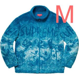 シュプリーム(Supreme)の【新品未使用】Supreme Wolf Fleece Jacket M(その他)