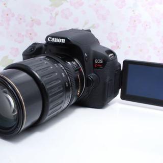 キヤノン(Canon)の★超美品★Canon kiss x6i レンズセット(デジタル一眼)