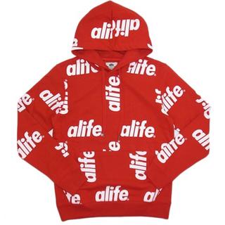 エーライフ(ALIFE)のa-lifeパーカー(パーカー)