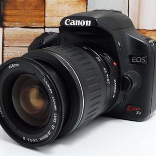 キヤノン(Canon)の★超人気★Canon EOS kiss X3 レンズセット(デジタル一眼)
