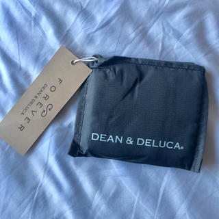ディーンアンドデルーカ(DEAN & DELUCA)のDean & Deluca エコバック グレー ニューヨーク送料込み(エコバッグ)