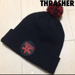 スラッシャー(THRASHER)の#1869 THRASHER スラッシャー ニットキャップ(ニット帽/ビーニー)