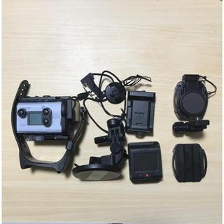 ソニー(SONY)のアクションカム HDR-AS300(ビデオカメラ)