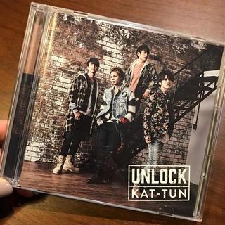 カトゥーン(KAT-TUN)のKAT-TUN UNLOCK 初回限定盤②(ポップス/ロック(邦楽))