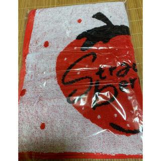 NEWS - NEWS 15周年 strawberry タオル