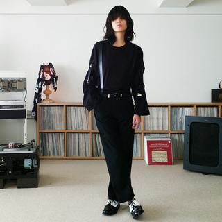 サンシー(SUNSEA)のsunsea teketeke pants 3(スラックス)