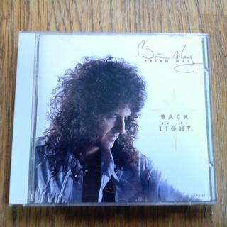 Brian May CD「Back to the Light」[日本盤](ポップス/ロック(洋楽))