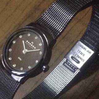 スカーゲン(SKAGEN)の値引OK SKAGEN STEEL 本物 茶 腕時計 ck12t(腕時計)