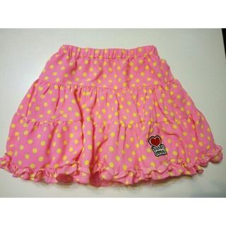 ジェニィ(JENNI)のJENNI スカート 150 (スカート)