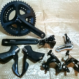 SHIMANO - シマノ 5800 105 コンポーネントセット A
