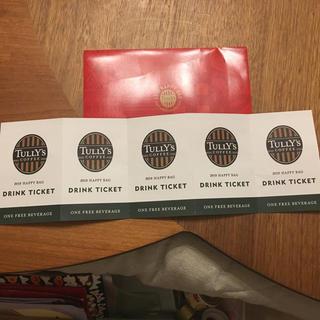 タリーズコーヒー(TULLY'S COFFEE)のタリーズ チケット(フード/ドリンク券)