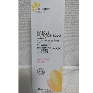 イニスフリー(Innisfree)のfleurance nature RADIANCE nutrition mask(パック / フェイスマスク)