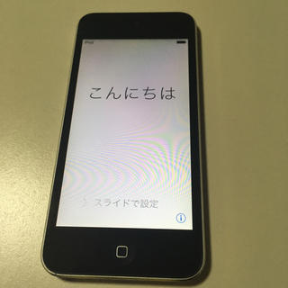アイポッドタッチ(iPod touch)のiPod touch 5世代 16ギガ(スマートフォン本体)