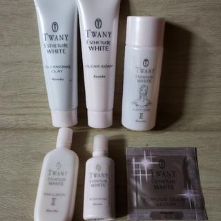 トワニー(TWANY)のトワニー クレンジング ソープ 乳液 化粧水 美容液 セット(化粧水 / ローション)