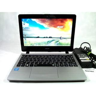 エイサー(Acer)のE3-111-A14C/S Win8.1訳あり ノートパソコン(9031681(ノートPC)