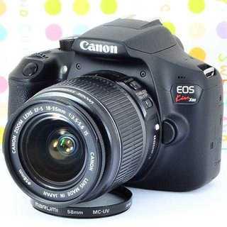 キヤノン(Canon)の✨Wifi機能搭載✨エントリーモデル✨キャノン CANON Kiss X80(デジタル一眼)