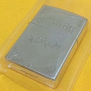 ジッポー(ZIPPO)のZIPPO GOLDEN BAT ゴールデンバット 限定非売品(タバコグッズ)