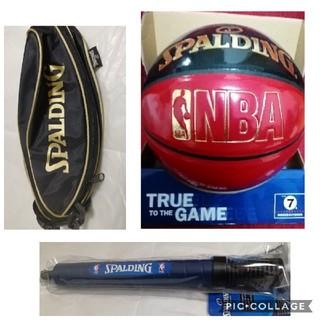 スポルディング(SPALDING)のSPALDING NBA 7号 バスケットボール(バスケットボール)