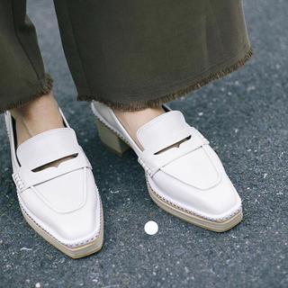 アメリヴィンテージ(Ameri VINTAGE)のCHASM LOAFER(ローファー/革靴)