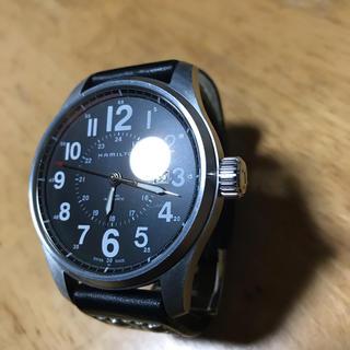 ハミルトン(Hamilton)のハミルトン カーキフィールドオフィサー H706150 自動巻き(腕時計(アナログ))