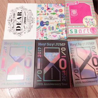 Hey! Say! JUMP - Hey!Say!JUMP DVD