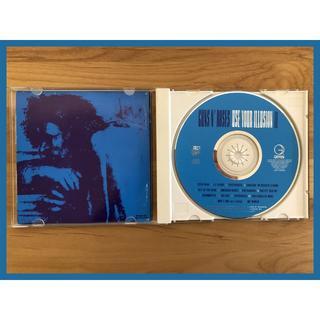ガンズ アンド ローゼズ♪ユーズ ユア イリュージョン2♪1991年CDアルバム(ポップス/ロック(洋楽))