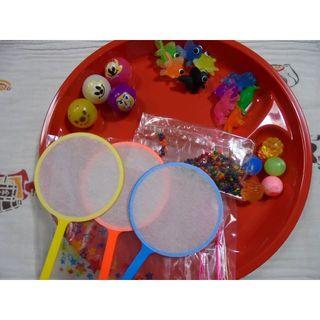 💛ディズニー光る浮き物・金魚・動物・スーパーボール・ぷよぷよボール等💛(お風呂のおもちゃ)