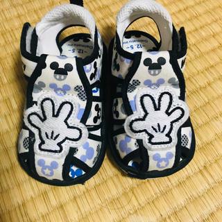 ディズニー(Disney)のミッキーの靴♡♡(スニーカー)