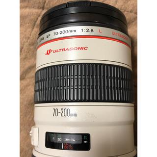 キヤノン(Canon)のCanon 70-200 F2.8 L USM キヤノン 純正 初期型(レンズ(ズーム))